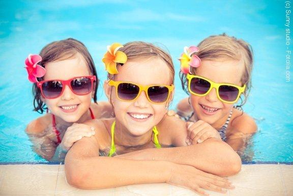 Nach der Gehörgangsreinigung kann der Badeurlaub so richtig beginnen