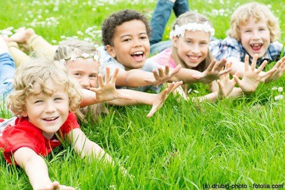 Wieder voll dabei sein: Eine Hyposensibilisierung bei Kindern macht es auch für kleine Allergiker möglich